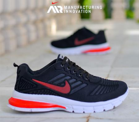 کفش مردانه Nike مدل Dekaplus (مشکی قرمز)