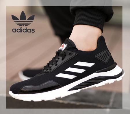 کفش adidas مدل N33(مشکی سفید)