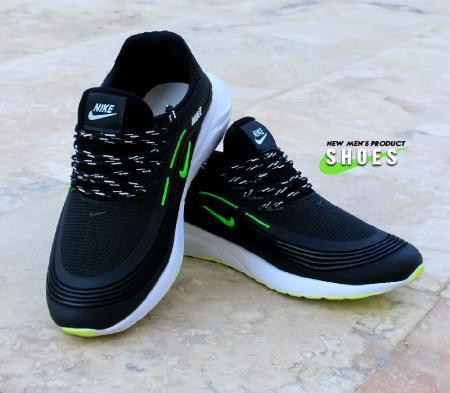 کفش مردانه Nikeمدل Ran(مشکی فسفری)