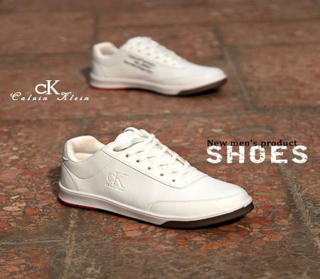 کفش مردانه مدل Anish (سفید)