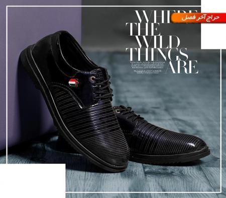 کفش مردانه مجلسی italiyan